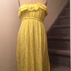 Zac Pozen Maxi Dress